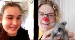 Mirre mist haar dagopvang, gelukkig is daar de CliniClowns App!