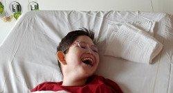'Dankzij de clowns heeft hij op zijn laatste dag nog onbedaarlijk gelachen'