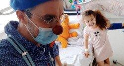 Afleiding voor Tatum tijdens haar spannende verblijf in het ziekenhuis