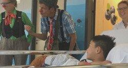 'De dag na zijn adoptie zaten we al in het ziekenhuis'