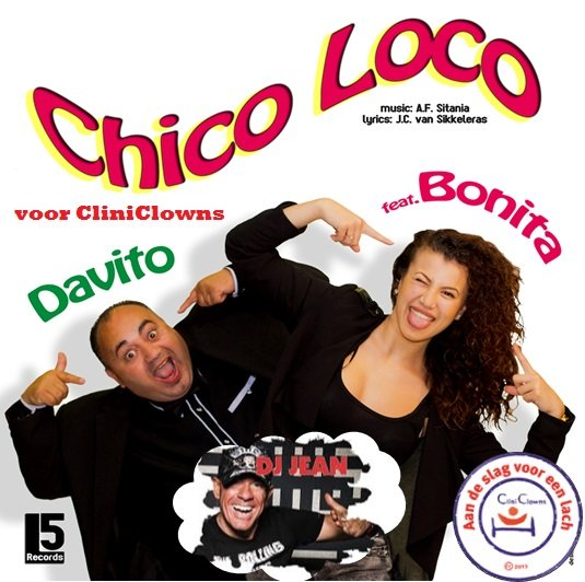 chico loco voor CliniClowns
