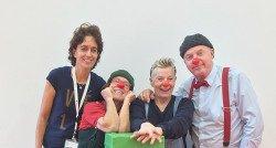 CliniClowns helpen kinderen speels revalideren