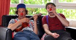 CliniClowns geven zware dag een vrolijk randje