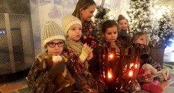 Een kerstmusical voor CliniClowns