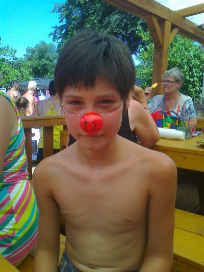 clowns bingo