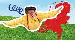 Activiteiten van CliniClowns in heel Nederland