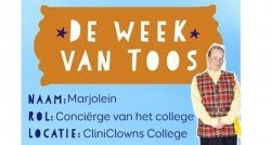 'De week van Toos'