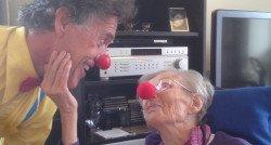'Mijn moeder voelt zich gezien door clown Waldo'