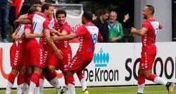CliniClowns zichtbaar bij FC Utrecht