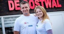 Nicole en Gerard rennen de marathon van New York voor CliniClowns