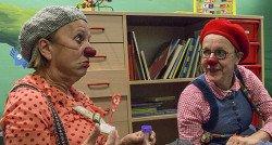 'Overal waar kinderen zijn, passen de CliniClowns'
