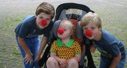 De CliniClowns hebben onze herinneringen aan het ziekenhuis gekleurd