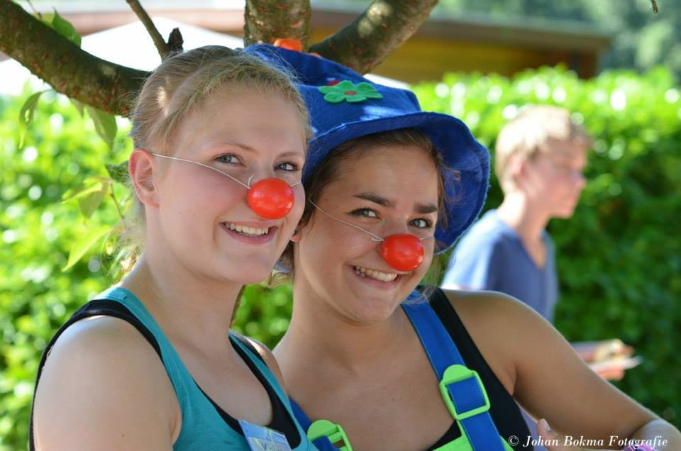foto clowntjes in dalfsen